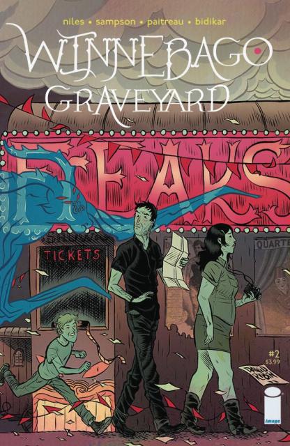 Winnebago Graveyard #2 (Rubin Cover)
