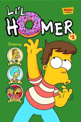 Li'l Homer #1