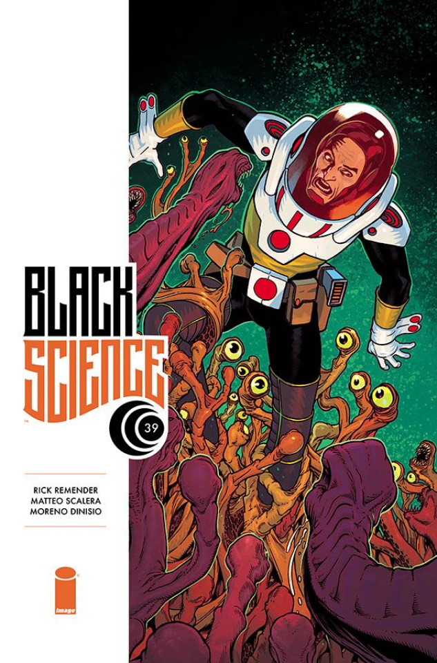 Black Science #39 (Maguire Cover)