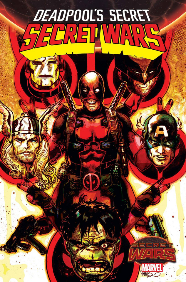 Deadpool's Secret Secret Wars #1