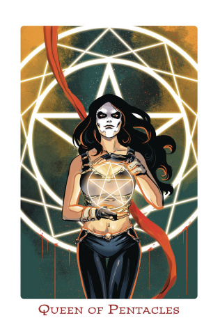 Grimm Fairy Tales: Day of the Dead #6 (Preitano Cover)