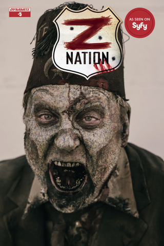 Z Nation #5 (Photo Cover)