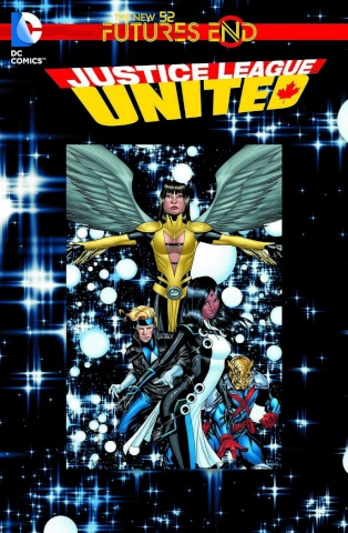 Justice League United: Future's End #1 (Standard Cover)