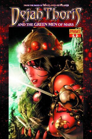 Dejah Thoris & The Green Men of Mars #4
