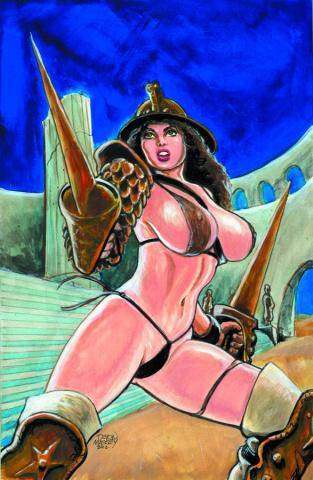 Cavewoman: Oasis #2
