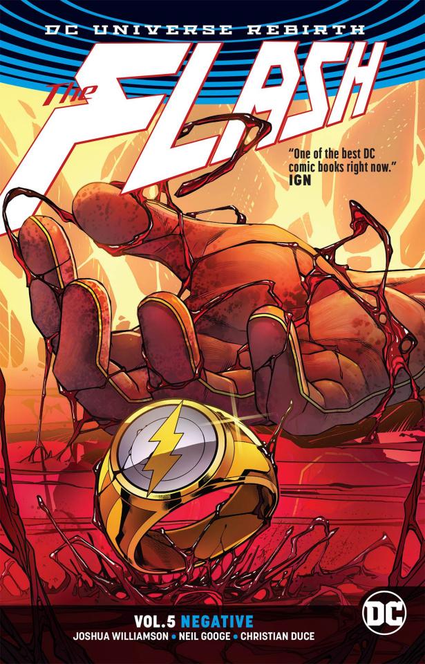 The Flash Vol. 5: Negative Rebirth
