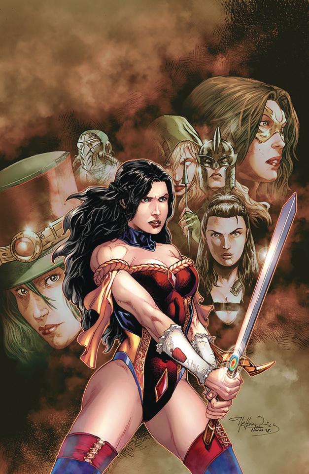 Grimm Universe Presents #1 (Diaz Cover)