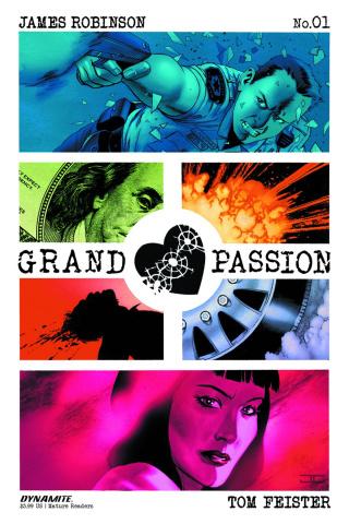 Grand Passion #1 (Cassaday Cover)