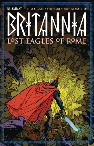 Britannia: Lost Eagles of Rome #2 (20 Copy Cover)