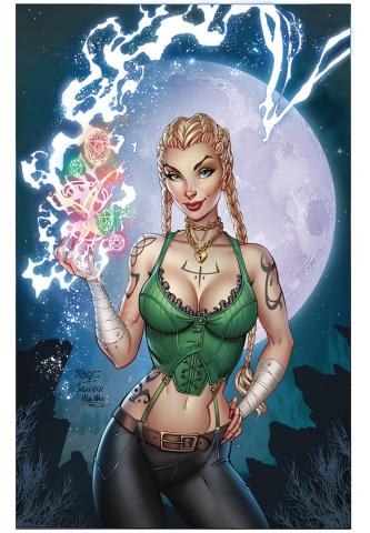 Grimm Universe Jan. 2021 (Bronze Cover)