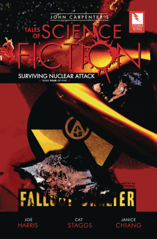 Tales of Science Fiction: Surviving Nuclear Attack #4