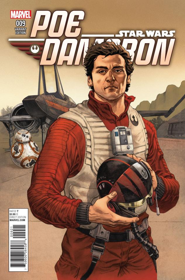 Star Wars: Poe Dameron #9 (Hawthorne Cover)