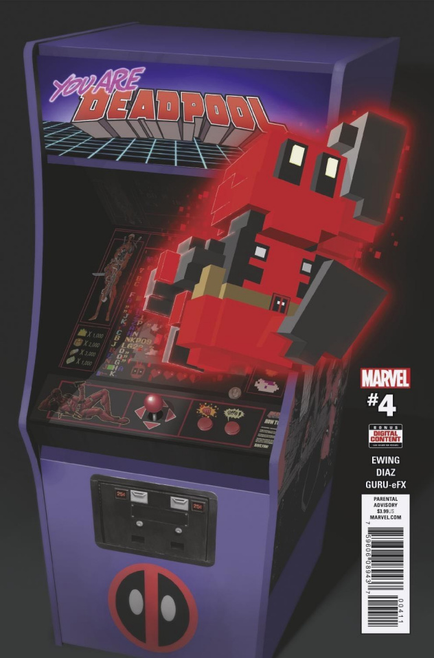 You Are Deadpool #4