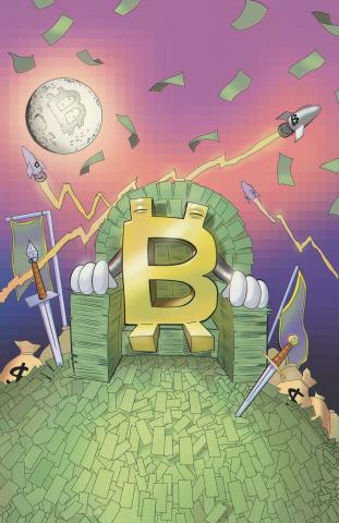 The Bitcoin Comic Handbook