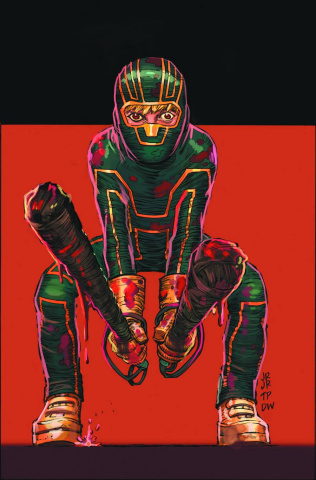 Kick-Ass 3 #1 (2nd Printing Romita Cover)