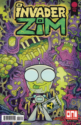 Invader Zim #41 (Cousin Cover)