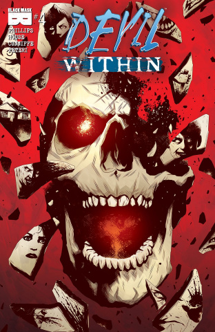 The Devil Within #4