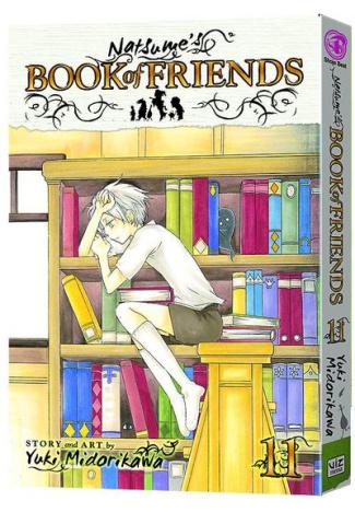 Natsume's Book of Friends Vol. 11