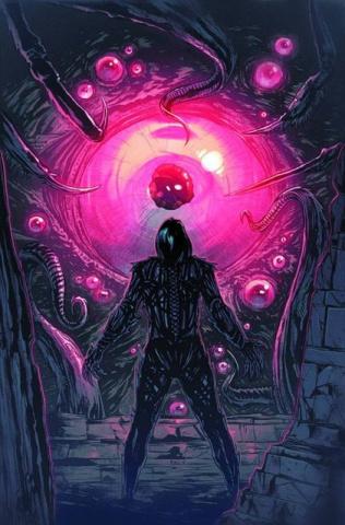The Darkness #101 (Haun Cover)