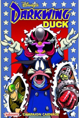 Darkwing Duck: Campaign Carnage