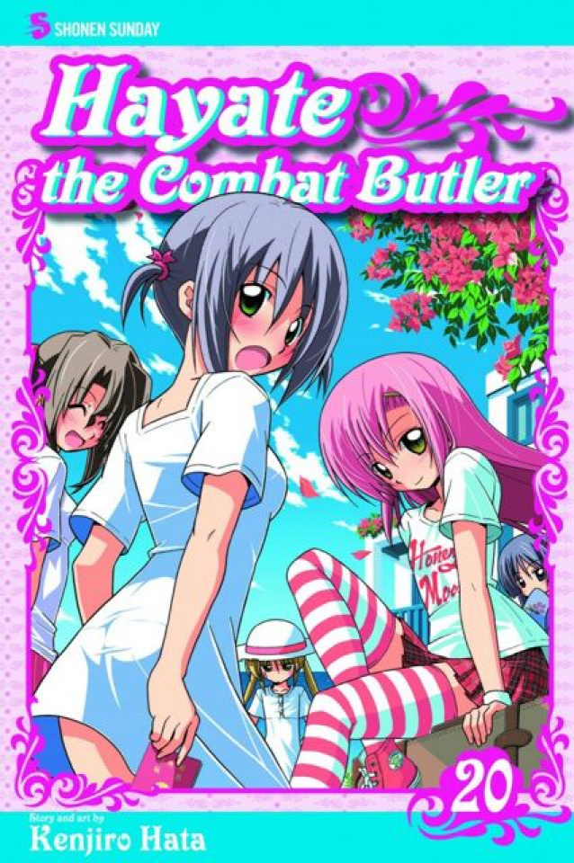 Hayate: The Combat Butler Vol. 20