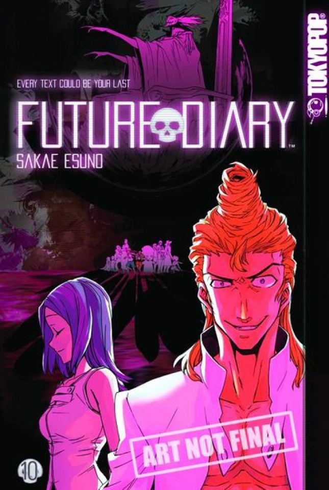 Future Diary Vol. 10