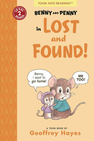 Benny and Penny in Lost and Found!