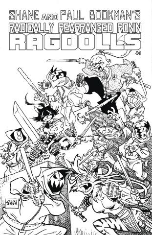 Radically Rearranged Ronin Ragdolls (Sakai Cover)