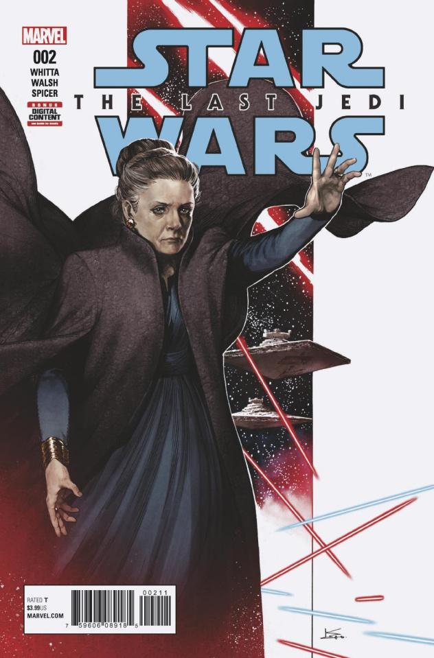 Star Wars: The Last Jedi #2