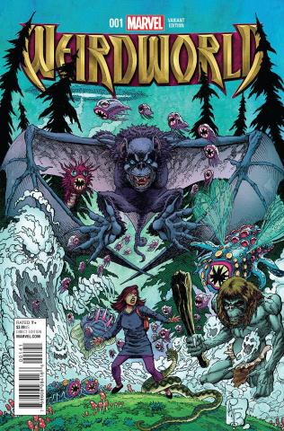 Weirdworld #1 (Classic Cover)