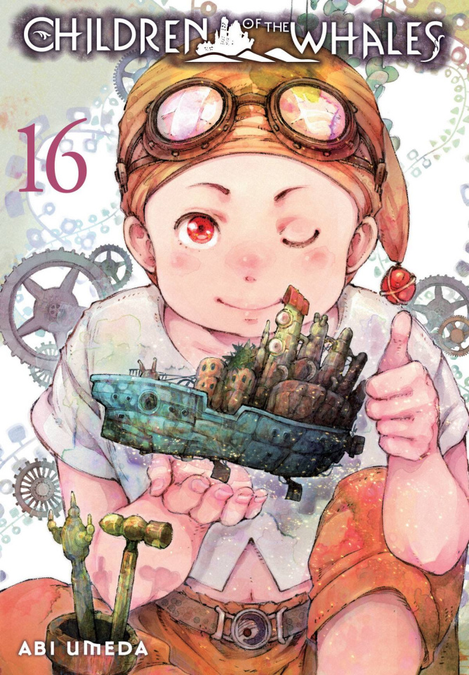 Children of the Whales Vol. 16