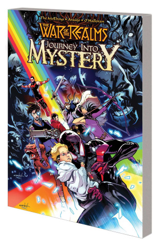 The War of the Realms: Journey Into Mystery