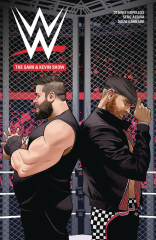 WWE: The Sami & Kevin Show