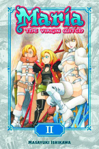 Maria: The Virgin Witch Vol. 2