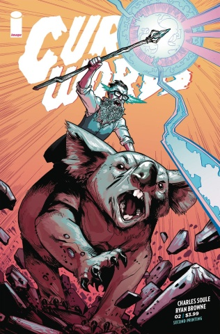 Curse Words #2 (2nd Printing)