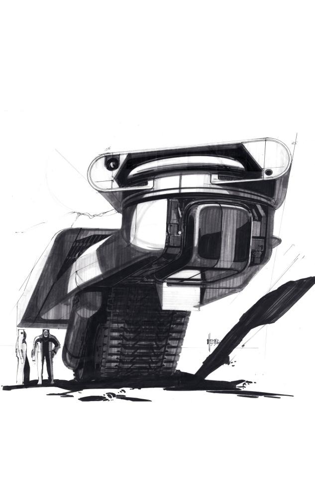 Blade Runner 2029 (Syd Mead Pack)
