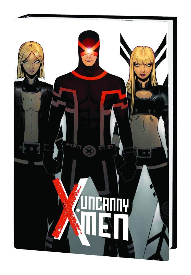 Uncanny X-Men Vol. 4: Vs. Shield