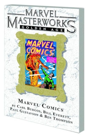 Golden Age Marvel Comics (Marvel Masterworks)