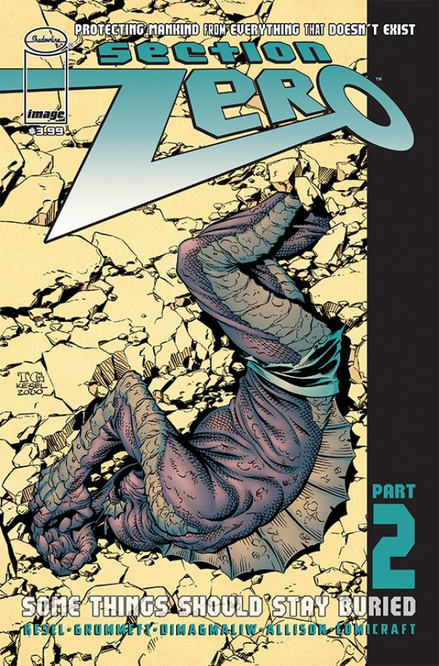 Section Zero #2 (Grummett & Kesel Cover)