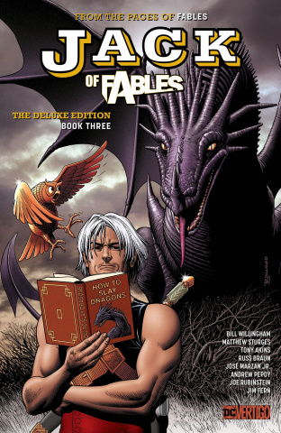 Jack of Fables Book 3 (Deluxe Edition)