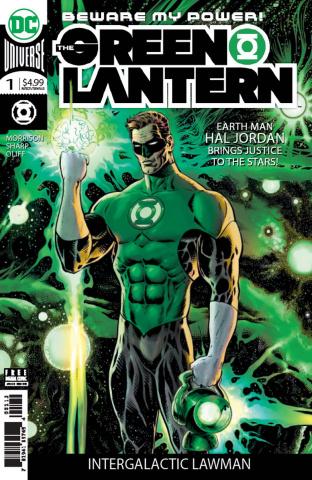 Green Lantern #1 (2nd Printing)