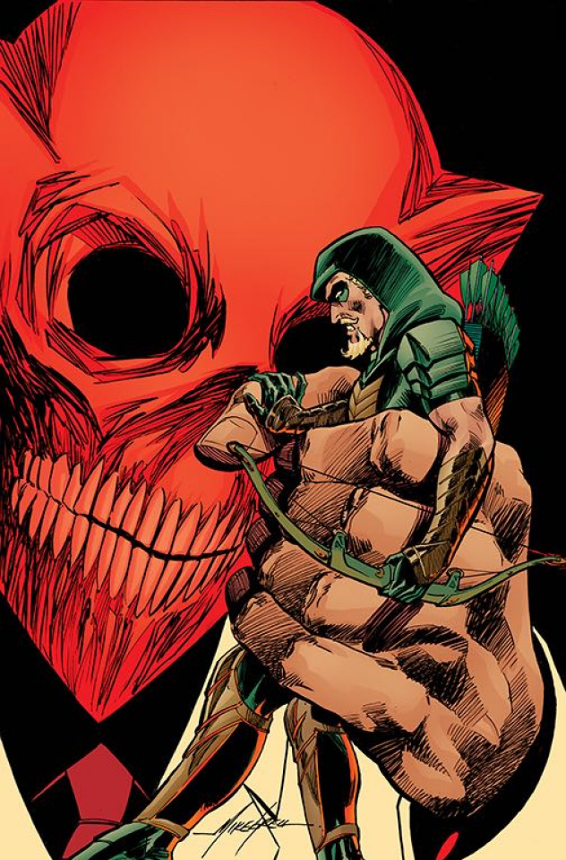 Green Arrow #26 (Variant Cover)