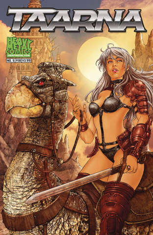 Taarna #5 (Figueroa Cover)