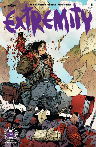 Extremity #1 (2nd Printing)