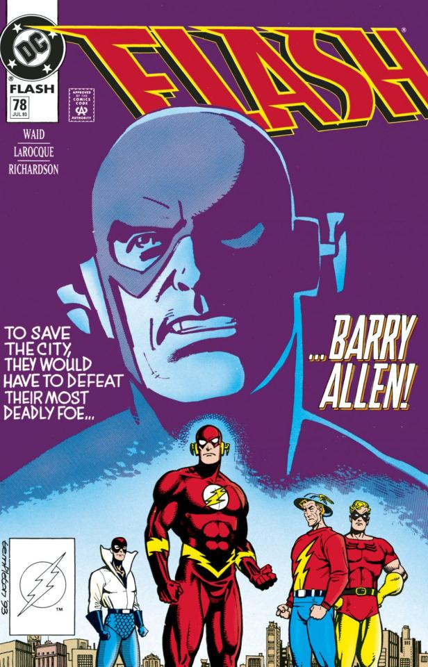 The Flash by Mark Waid Book 2