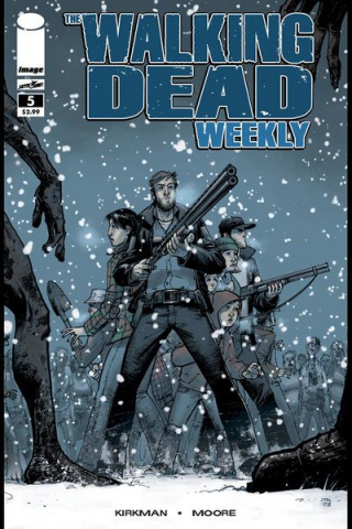 The Walking Dead Weekly #5