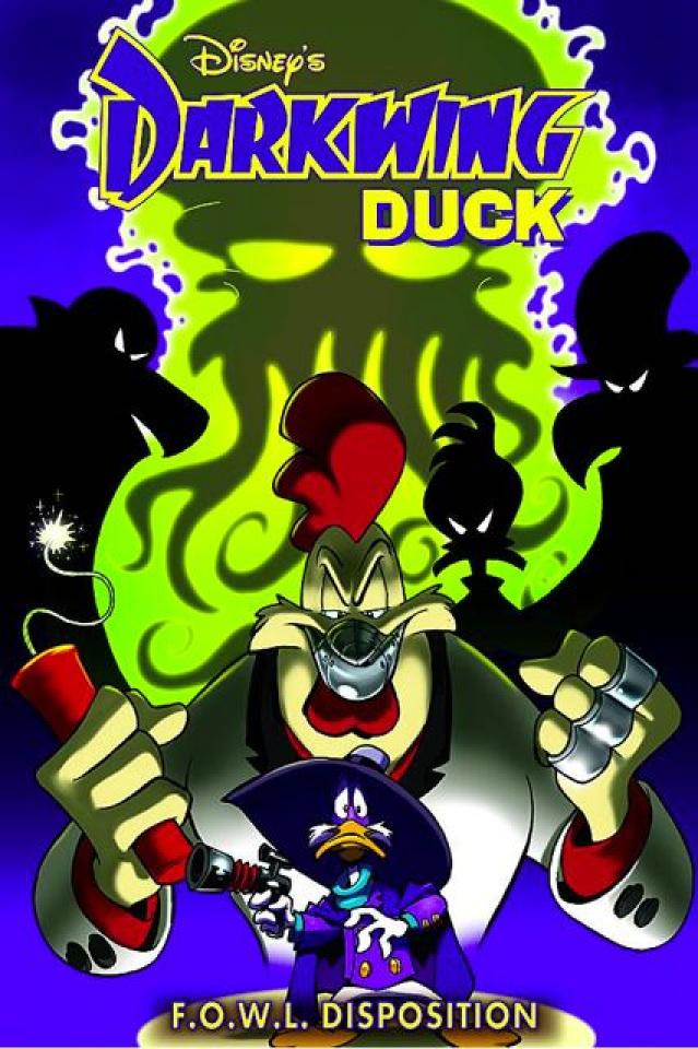 Darkwing Duck Vol. 3: Fowl Disposition