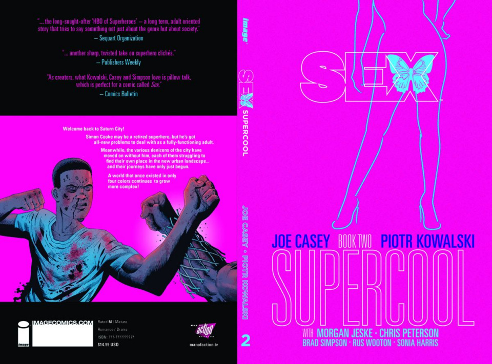 Sex Vol. 2: Supercool
