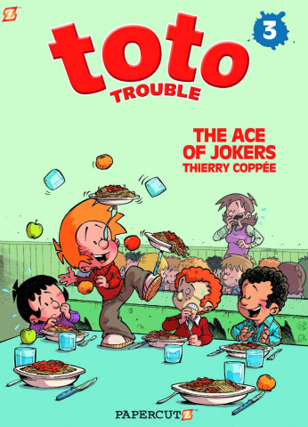 Toto: Trouble Vol. 3: The Ace of Jokers