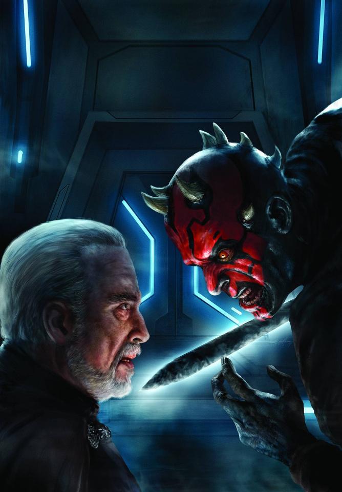 Star Wars: Darth Maul, Son of Dathomir #3